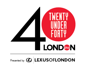 London Inc Twenty Under Forty