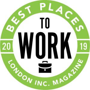 London Inc. Magazine 2019 Carswell Best Places to Work