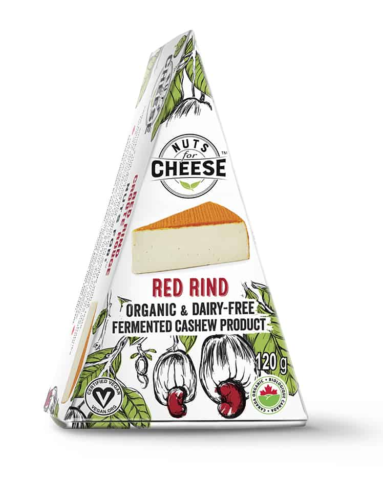 Nuts For Cheese Red Rind Box