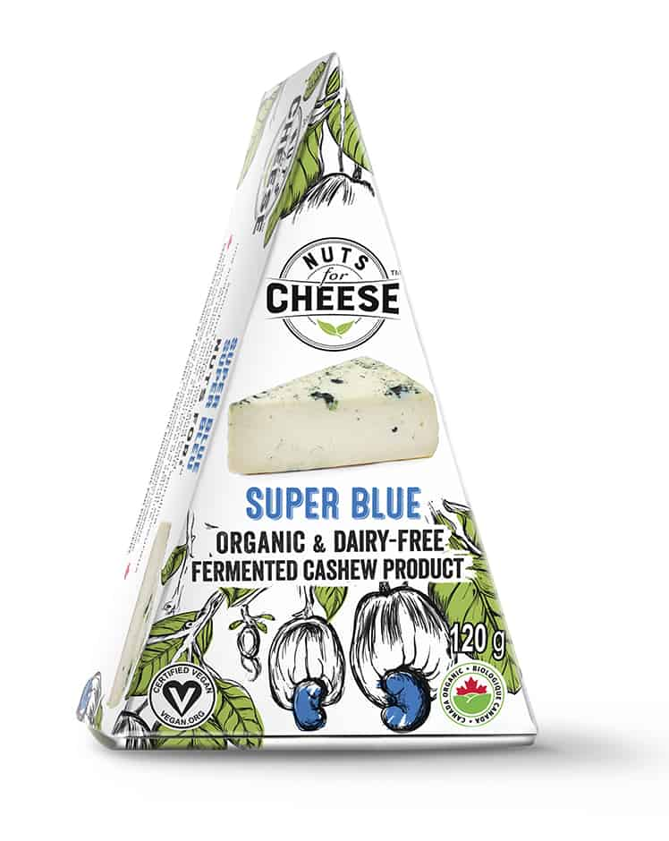 Nuts For Cheese Super Blue Box