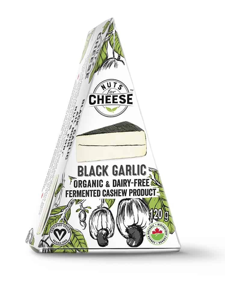 Nuts For Cheese Black Garlic Box